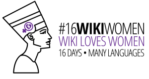 Wiki Loves Women #16WikiWomen translation drive