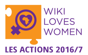 Les actions Wiki Loves Women