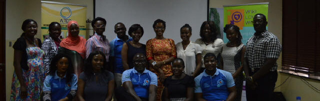 News Agency of Nigeria focuses on Nigerian Women Through Wiki Loves Women Event…