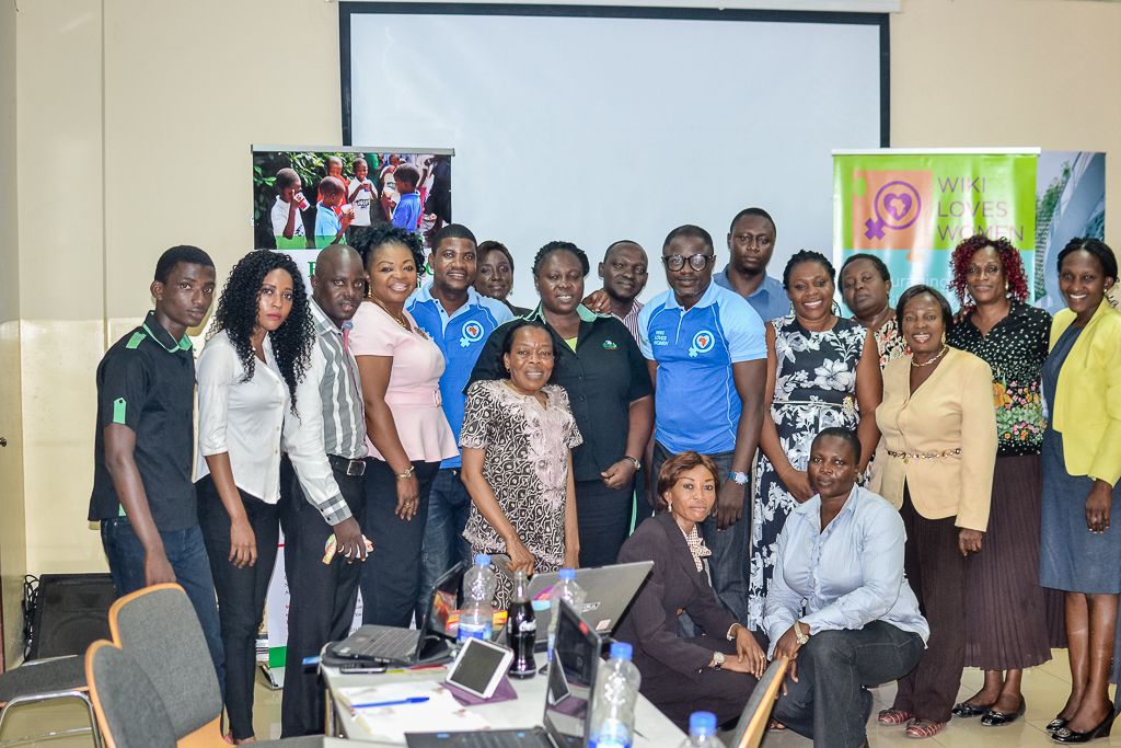 Again! Wiki Loves Women gathered Nigerian women to edit Wikipedia in Lagos ..