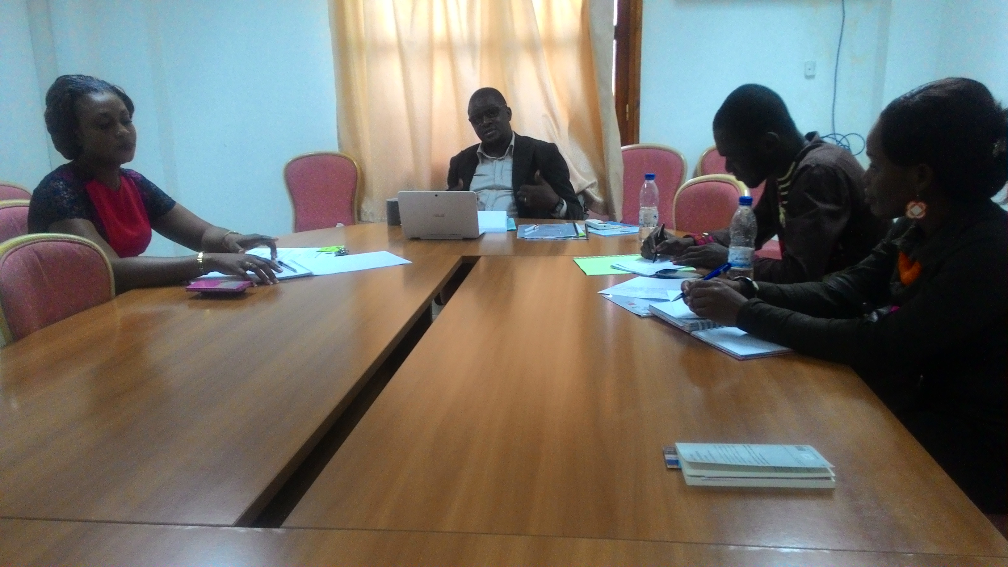 The National Assembly of Côte d'Ivoire shows interest in Wiki Loves Women