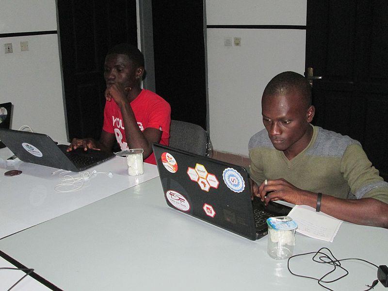 A la rencontre de Moussa Keita, volontaire pour « Wiki Loves Women »