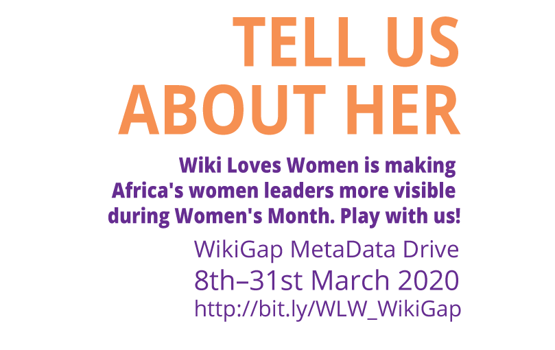 Wiki Loves Women Visible Women game for WikiGap